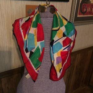 Vintage Bill Blass scarf